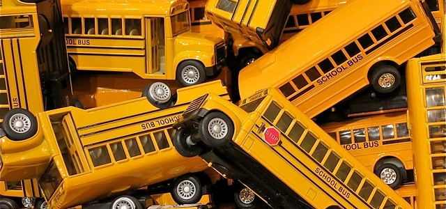 Back to School Buses