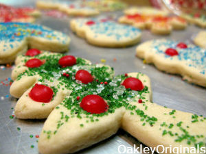 Fiscal Discpline and Christmas Cookies